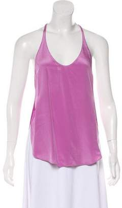 3.1 Phillip Lim Sleeveless Silk Top