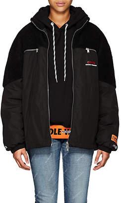 Heron Preston Women's Logo Insulated Jacket - Black