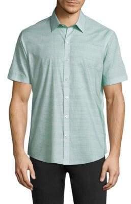 Zachary Prell Nolan Woven Shirt