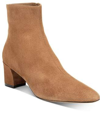 Vince Women's Lanica Block Heel Booties