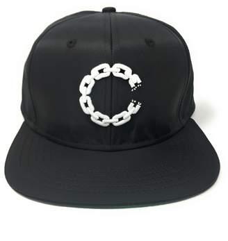 Crooks & Castles Men's Chain C Snapback Hat O/S
