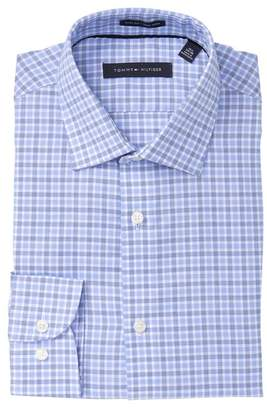 c6ae52ad Tommy Hilfiger Blue Plaid Men's Shirts - ShopStyle