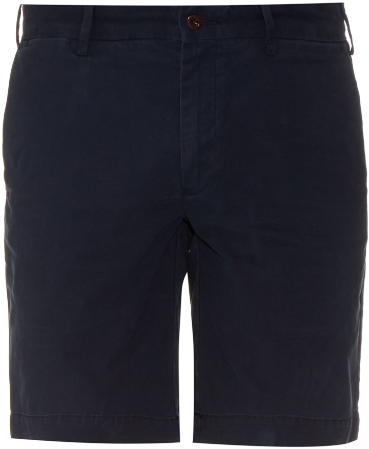 Ralph Lauren Classic AUS-83 Series Navy Beach Shorts