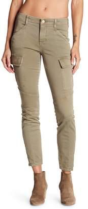 J Brand Mid Rise Houlihan Skinny Cargo Pants
