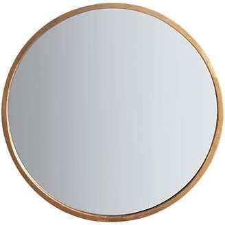 John Lewis & Partners Cade Round Mirror, 80cm