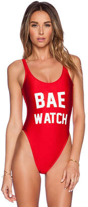 Private Party Bae Watch Swimsuit