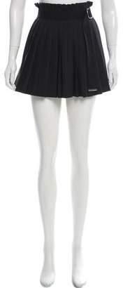 Diesel Black Gold Wool-Blend Skirt