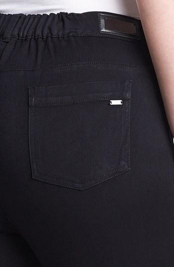 Evans Colorblock Skinny Jeans (Plus Size)