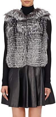 J. Mendel Women's Fur & Sequined Vest