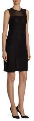 Akris Beaded Mini Dress