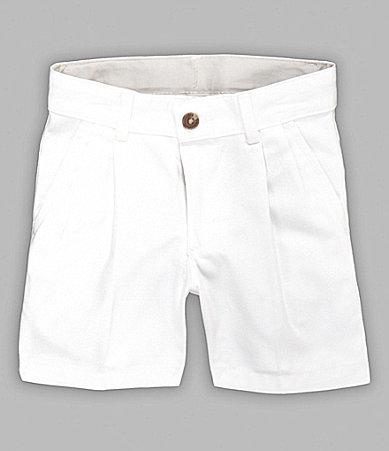 Class Club 2T-7 Twill Pleated Shorts