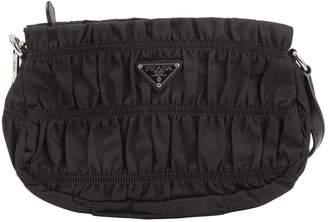 Prada Cloth Clutch Bag