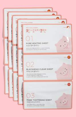 Factory ME Pig Collagen 3 Step Nose Pack