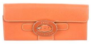 Anya Hindmarch Leather Travel Wallet