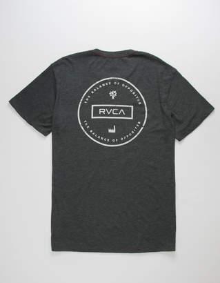 RVCA Induseal Mens T-Shirt