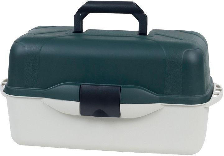 TRADEMARK HOME Wakeman Fishing 18-inch 3-Tray Tackle Box Organizer