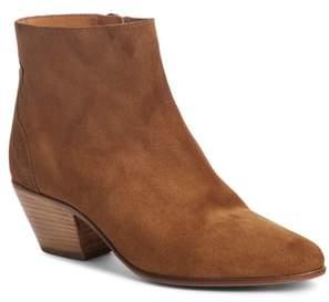 Isabel Marant Dacken Stacked Heel Bootie