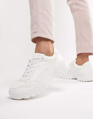 Bershka chunky sneaker