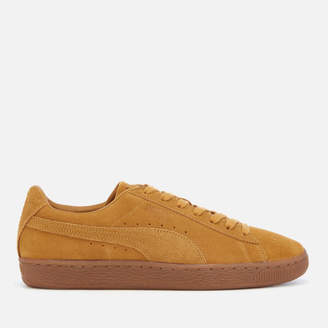 4f2ef57aa282 Puma Men s Suede Classic Pincord Trainers - Buckthorn Brown