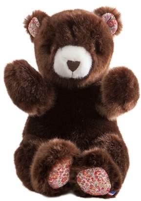 Liberty of London Designs Pamplemousse Peluches x Robert the Bear Stuffed Animal