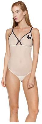 Cosabella Orly Sheer Bodysuit