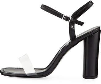 BCBGeneration Ilsie Clear-Strap Sandals