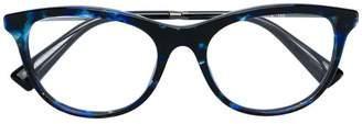 Valentino Eyewear cat eye glasses