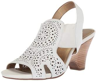 Anne Klein Women's Grand Wedge Sandal