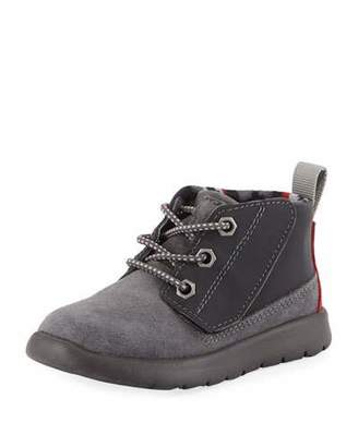 UGG Boys' Suede Canoe Reflective Boots, Toddler