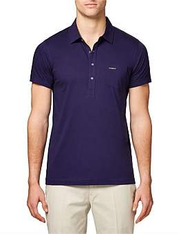 Calibre Luxe Washed Polo