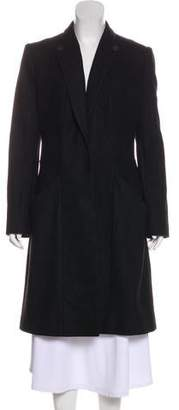 Just Cavalli Wool Knee-Length Coat