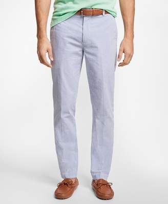 Brooks Brothers Clark Fit Seersucker Pants