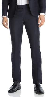 The Kooples Super 110 Thin Line Slim Fit Trousers $295 thestylecure.com