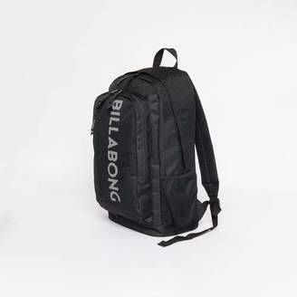 Billabong (ビラボン) - [ビラボン]リュック 21L (ブランドロゴ) [ AJ011-948 / DAYBAG ] おしゃれ ミニ バッグ BLK_ブラック