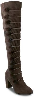 Olivia Miller Teryville Women's Over-The-Knee Boots