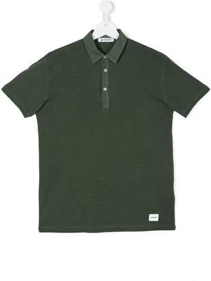 Dondup Kids TEEN short sleeve polo shirt