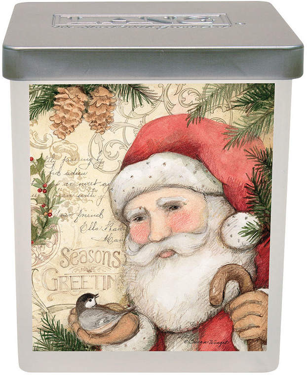 LANG Woodland Christmas Large Jar Candle - 23.5 Oz