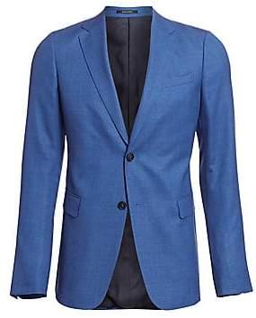 2ec1cefa3 Ermenegildo Zegna Men's Hugh Linen Sport Jacket
