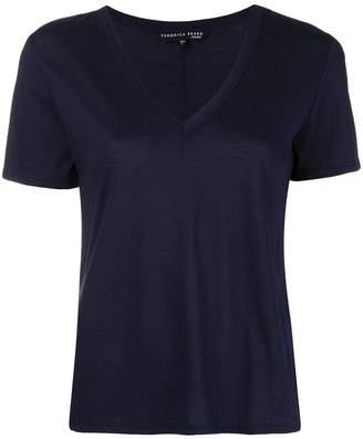 Veronica Beard short-sleeve fitted T-shirt