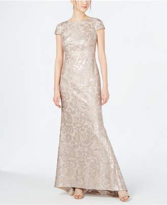 c8894140069 Calvin Klein Beige Evening Dresses - ShopStyle