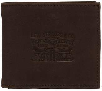 Levi's Two Horses Vintage Leather Coin Wallet