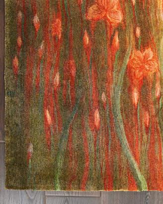 Nourison Lida Sherafatmand By Calla Power-Loomed Rug, 5.3' x 7.5'