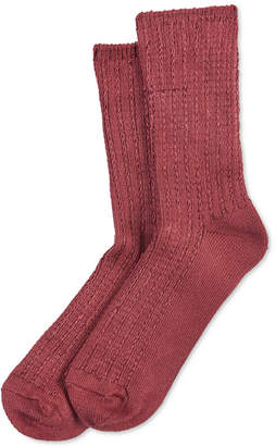 Hue Super-Soft Ribbed Boot Socks