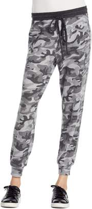 Michael Stars Camo Print Drawstring Pants