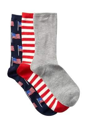 Hot Sox Waving Flag - Pack of 3