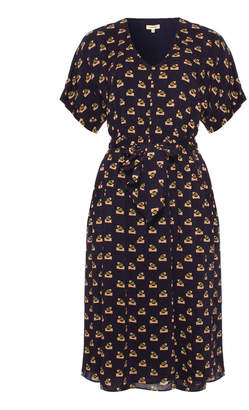 Bellerose Hoek Dress - UK 14 - Black