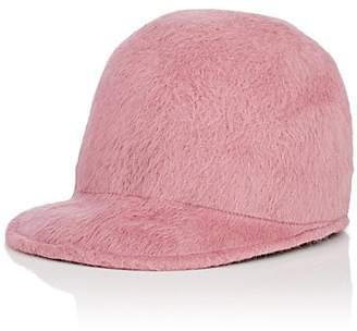 ab71a71e508f2 Borsalino Women s Alessandria Fur Felt Baseball Cap - Pink