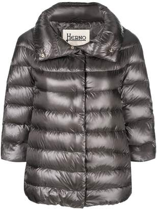 Herno feather down puffer jacket