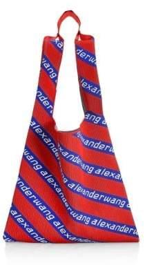 Alexander Wang Knit Jacquard Shopper