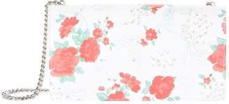 Vetements Floral Chain Wallet